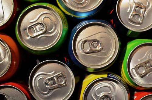 beverage canette aluminium