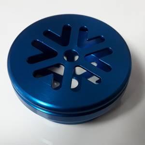 capsule masque transparent à filtration