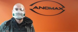 Precimask anomax anodisation verte